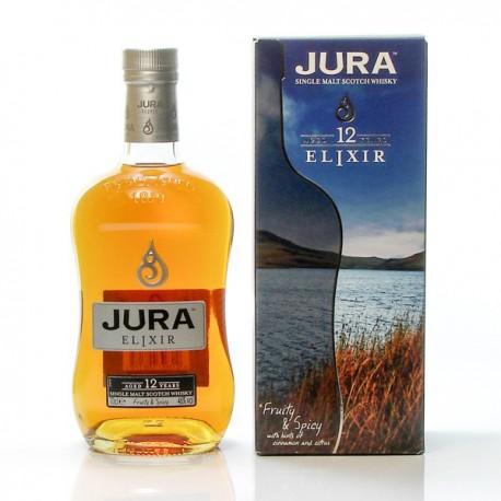 Whisky Jura 12ans ELIXIR 46° 70cl