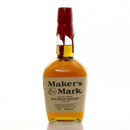 Whisky us Maker's Mark bourbon 45° 70cl