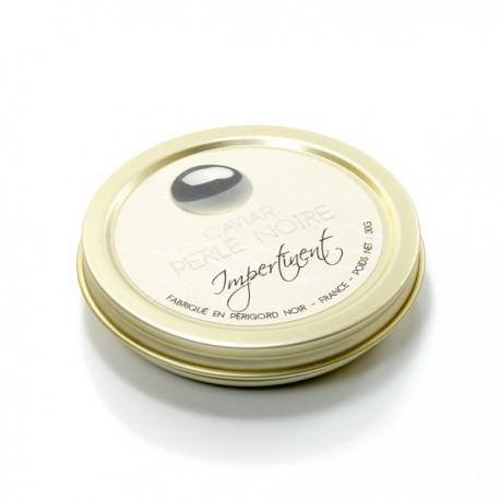 Caviar d'Esturgeon -L'impertinent- La perle du Perigord Noir 30g