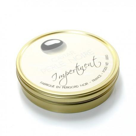 Caviar d'Esturgeon -L'impertinent- La perle du Perigord Noir 500g