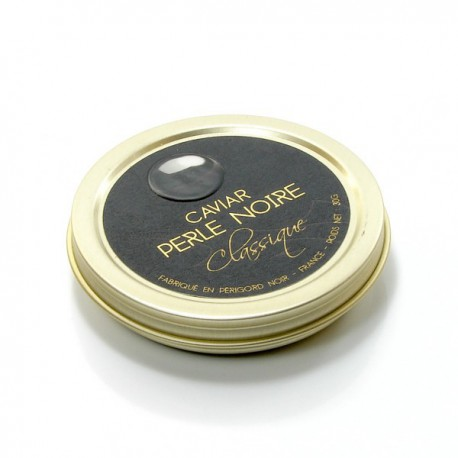 Caviar d'Esturgeon - Le Classique - mature Périgord Noir 30g