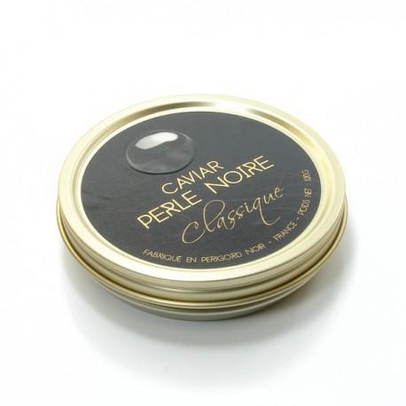 Caviar d'Esturgeon - Le Classique - mature Périgord Noir 100g