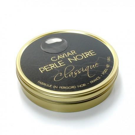 Caviar d'Esturgeon - Le Classique - mature Périgord Noir 500g