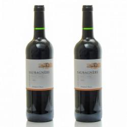 2 Bouteilles de Vin rouge Cuvée Saubagnère