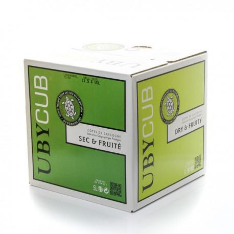 UBY CUB Blanc Sec (500 cl)