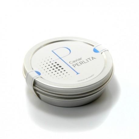 Caviar D Aquitaine Perlita de L'Esturgeonniere 50g