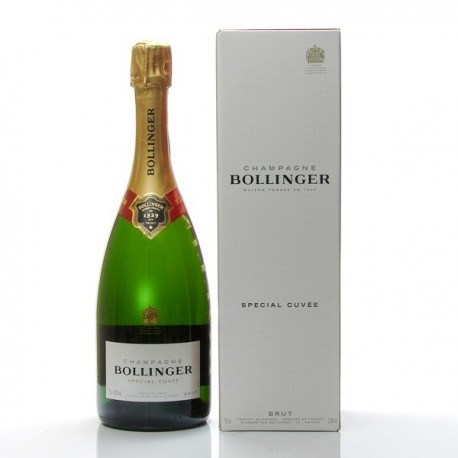 Champagne Bollinger Special Cuvee Aoc Champagne Brut 75cl