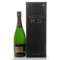 Champagne Bollinger Rd Aoc Champagne Brut 2002 Avec Coffret 75cl