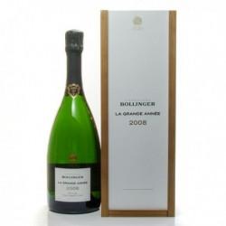 Champagne Bollinger Grande Annee 2008 Aoc Champagne Brut 75cl