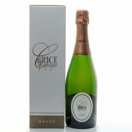 Champagne Brice Aoc Champagne Extra Brut Cuvee Bio 75cl
