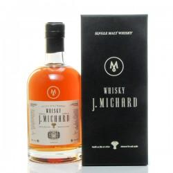 Whisky Limoges J. Michard Single Malt 43° 70cl