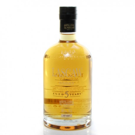 Whisky Lascaw 5 Ans Distillerie Du Perigord Blended Malt Scotch 40° 70cl