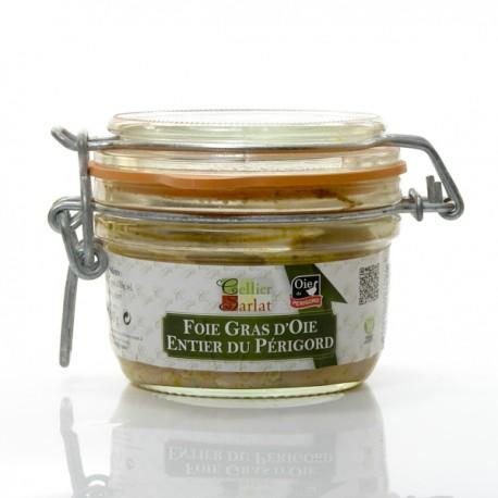Foie Gras d'Oie Entier Du Périgord 130g