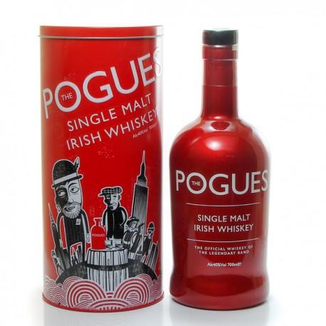 Whisky Irlande The Pogues Single Malt (Rouge) 40° 70cl