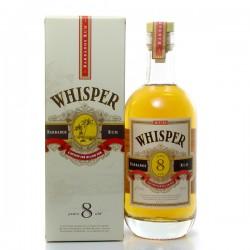 Rhum Whisper 8 Ans La Barbade Rum 40° 70cl