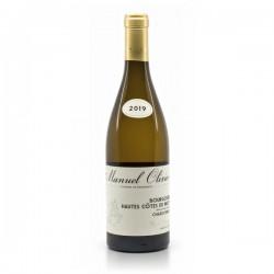 Domaine Manuel Olivier AOP Bourgogne Hautes Côtes De Nuits Blanc 2019 75cl