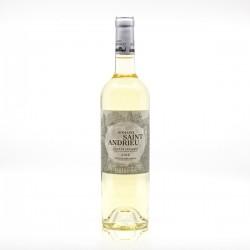 Domaine Saint Andrieu AOP Côtes De Provence Blanc 2018 75cl