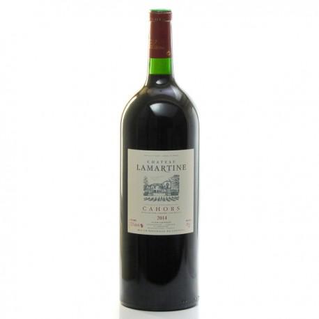 Château Lamartine AOC Cahors 2015 Magnum 150cl