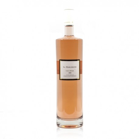 Bargemone Cuvée Marina Collection AOP Aix En Provence Rosé 2020 Magnum 150cl