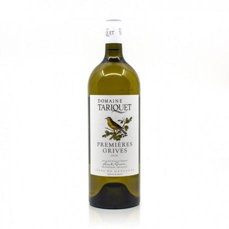 Domaine Tariquet Premières Grives IGP Côtes De Gascogne 2020 Magnum 150cl