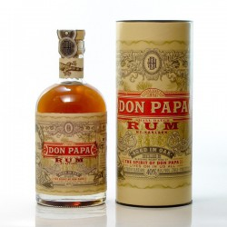 Rhum Don Papa Philippines 40° 70cl