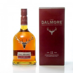 Whisky Dalmore 12ans 40° 70cl