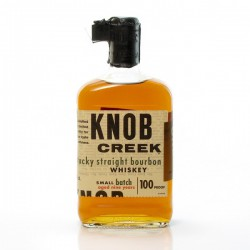 Whisky US Knob Creek Patiently Aged 50° 70cl