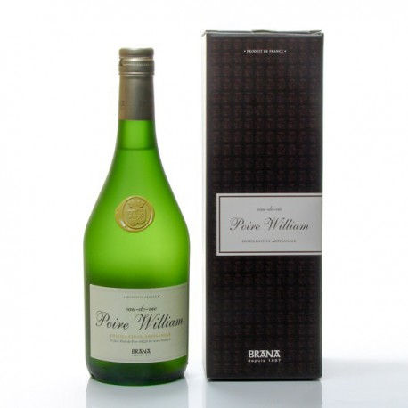 Eau de Vie de Poire Williams de Brana 70cl