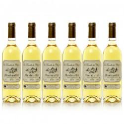 Carton 6 bouteilles de Château Cluzeau La Tourelle de Cluzeau AOC Monbazillac 2013 75cl