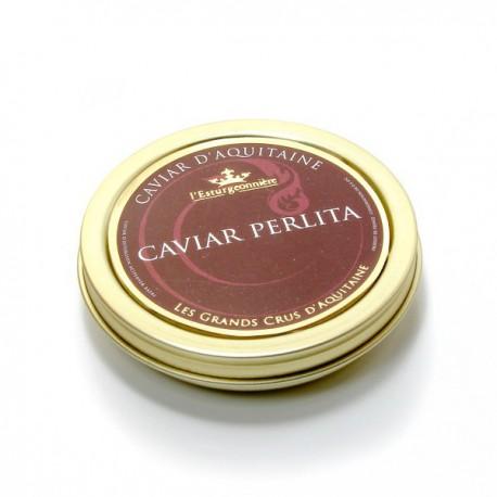 Caviar d'Aquitaine Perlita de l'Esturgeonniere 30g
