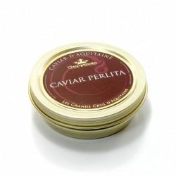 Caviar d'Aquitaine Perlita de l'Esturgeonniere 50g