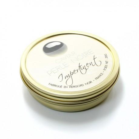 Caviar d'Esturgeon -L'impertinent- La perle du Périgord Noir 200g
