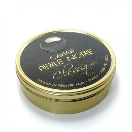 Caviar d'Esturgeon - Le Classique - mature Périgord Noir 1000g