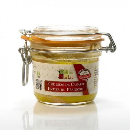Foie gras de canard entier du Périgord 180g