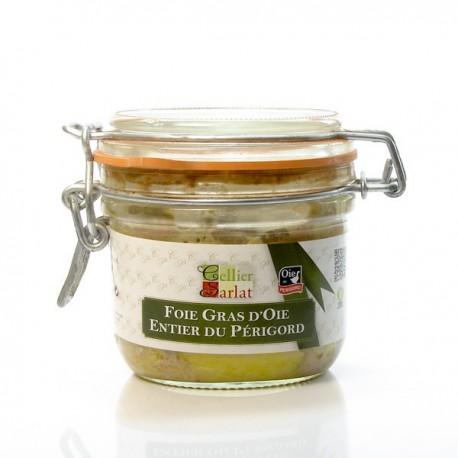 Foie gras d'oie entier du Périgord 190g