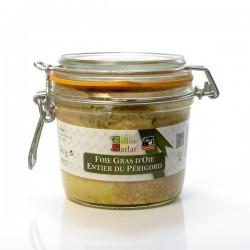 Foie gras d'oie entier du Périgord 320g