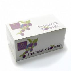 Pruneaux d'Agen fourrés à la crème de pruneaux ballotin 250 g