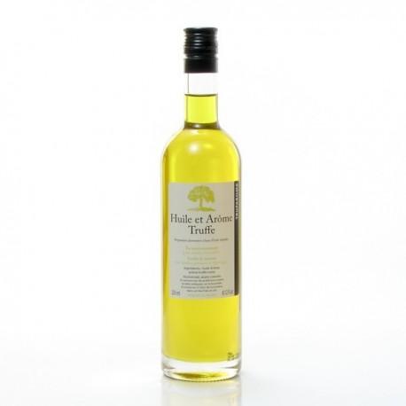 Huile d'Olive et Arome Truffe Noire Trufarome 25cl