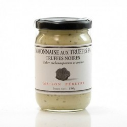 Mayonnaise à La Truffe Noire 3% 180g