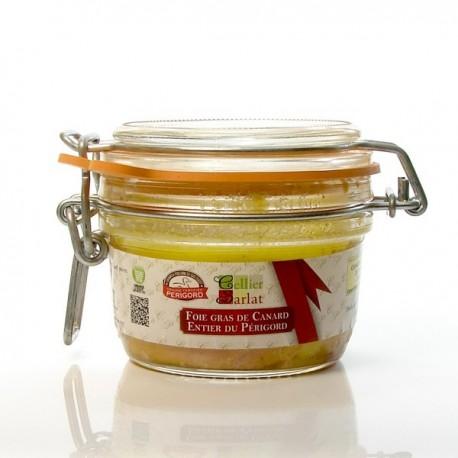Foie Gras de Canard Entier du Périgord 130g