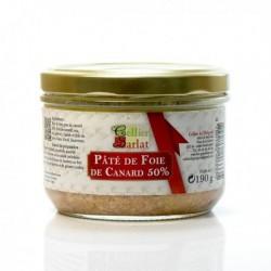 Paté de Foie de Canard 50% 190g