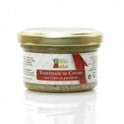 Toastinade de Canard aux Cèpes en Persillade 90g