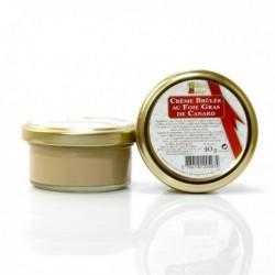 Creme Brulée au Foie Gras de Canard 40g
