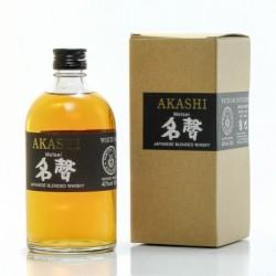 Whisky Japonais Akashi Meisei White Oak Blended 40° 50cl