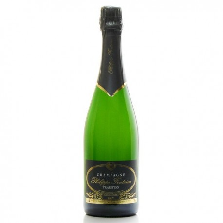 Champagne Philippe Fontaine AOC Champagne Brut 75cl