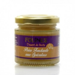 Compote Poires Speculoos 120g